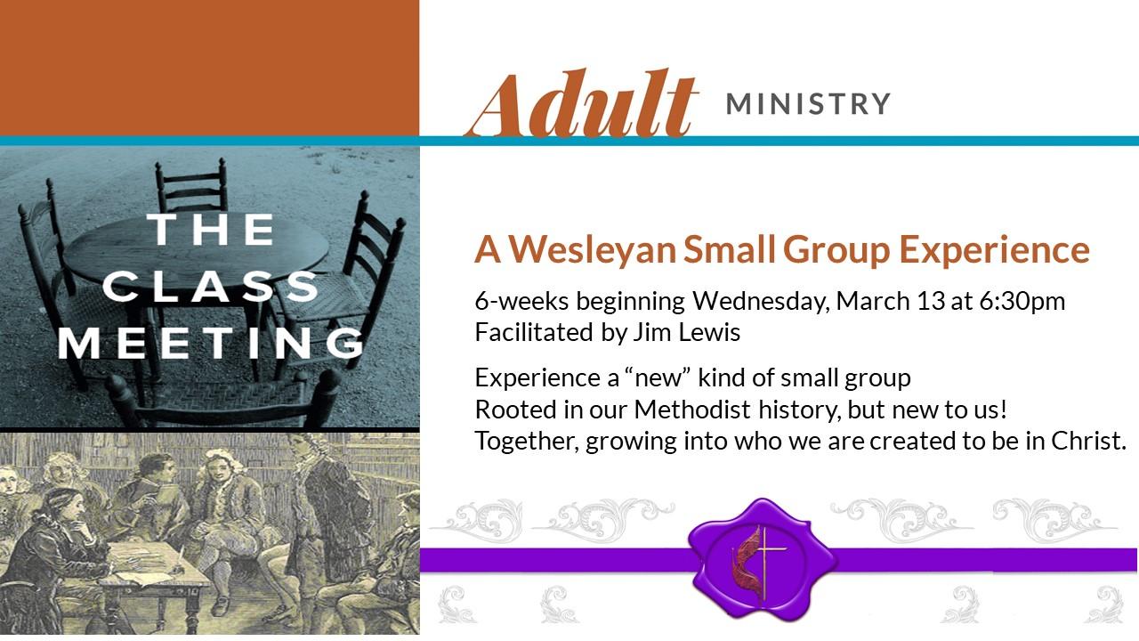 WS - Wesleyan Small Group